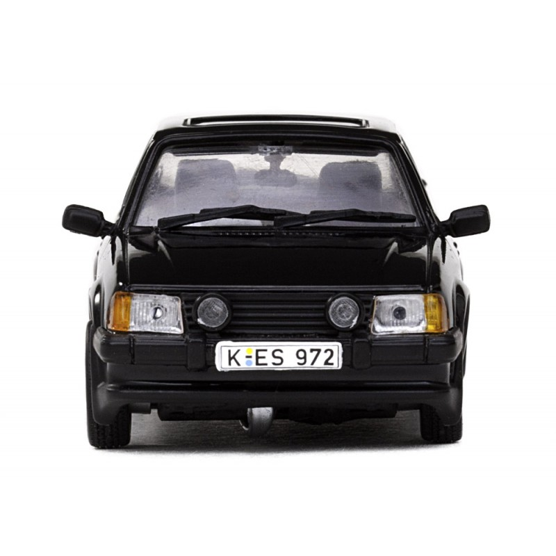 Ford Friends And Family Discount >> Ford Escort MKIII XR3 Noire Vitesse VI24835R - Miniatures Minichamps