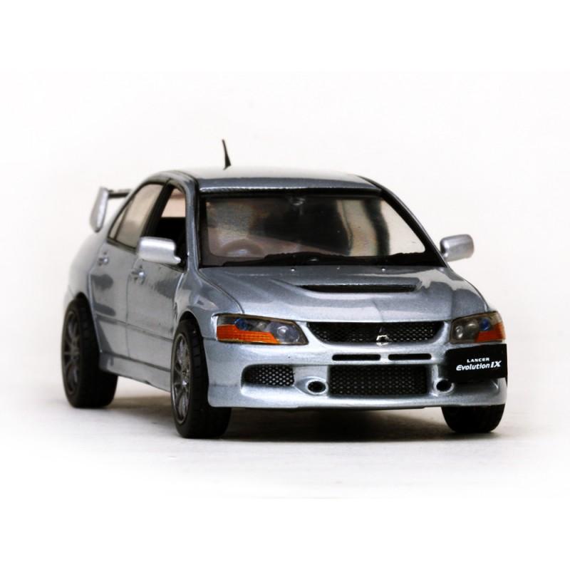 Silver Mitsubishi Lancer