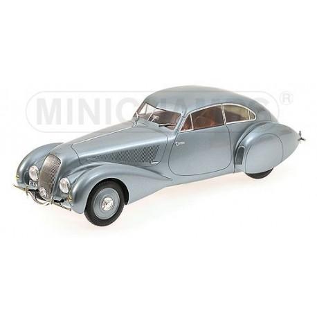 Bentley Embiricos 1939 Grise métallisée Minichamps 107139820