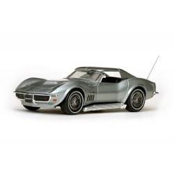 Corvette Coupe 1968 Silver Vitesse VI36246