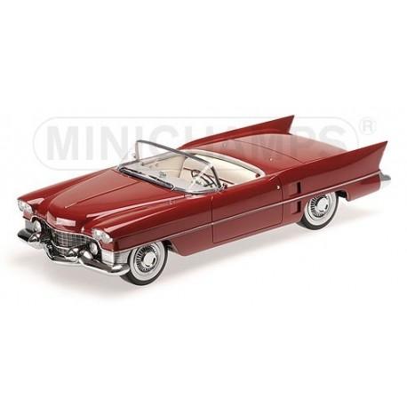 Cadillac Le Mans Dream Car 1953 Rouge Minichamps 107148231