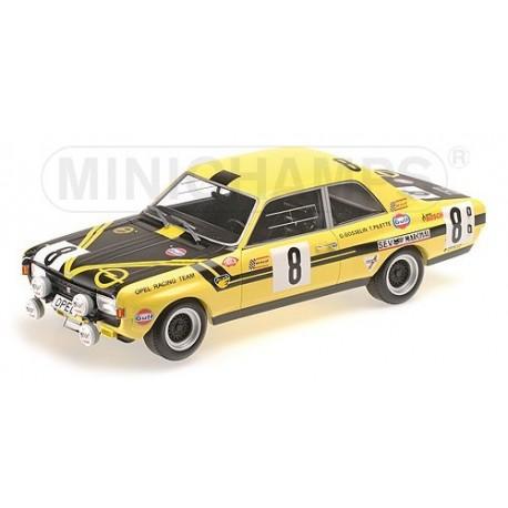 Opel Commodore A Steinmetz 8 24 Heures de Spa-Francorchamps 1970 Minichamps 107704608