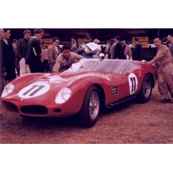 Ferrari TR61 11 24 Heures du Mans 1961 Looksmart LSLM049