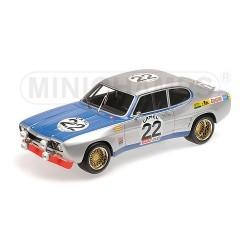 Ford Capri 1 RS 2600 22 24 Heures de Spa-Francorchamps 1971 Minichamps 107718022