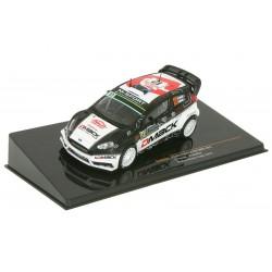 Ford Fiesta RS WRC 12 Rallye Monte Carlo 2016 Tanak Molder IXO RAM625