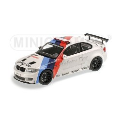 BMW 1er M Coupé 2011 Safety Car Moto GP Minichamps 110020040