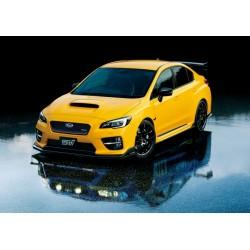 "Subaru WRX STI (S207) Jaune 2015 ""Challenge Package"" Sunstar SUN5551"