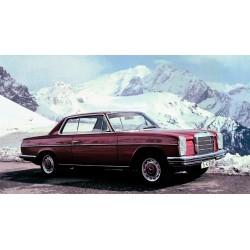Mercedes Stroke 8 Coupé Rouge 1973 Sunstar SUN4575