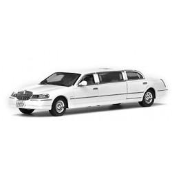 Lincoln Limousine Argentée 2000 Sunstar SUN4204