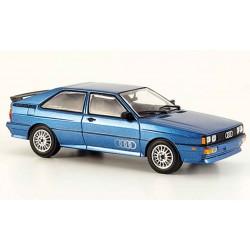 Audi Quattro Bleue métalisée 1981 Sunstar SUN4161
