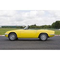 Lotus Elan Sprint Jaune 1971 Sunstar SUN4084