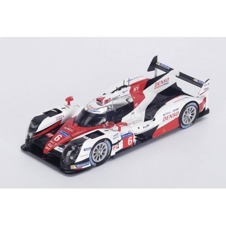 Toyota TS050 Hybrid 6 24 Heures du Mans 2016 Spark S5103