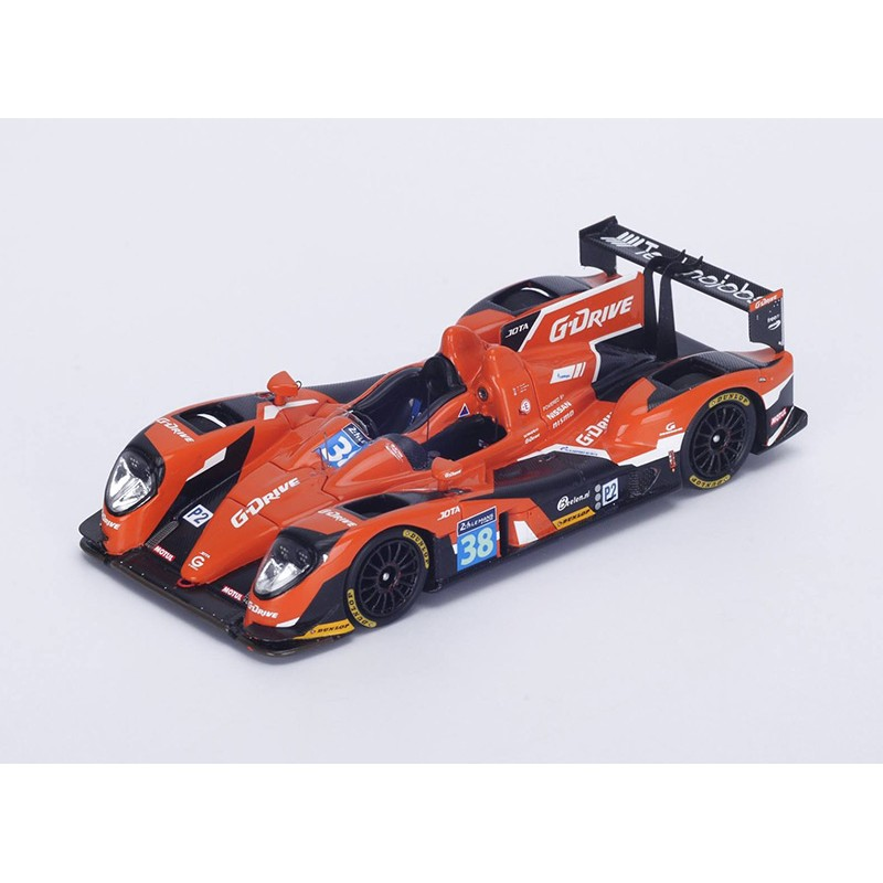 gibson 015s nissan 38 24 heures du mans 2016 spark s5121 miniatures minichamps. Black Bedroom Furniture Sets. Home Design Ideas