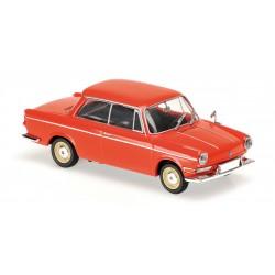 BMW 700 LS 1960 Rouge Maxichamps 940023701