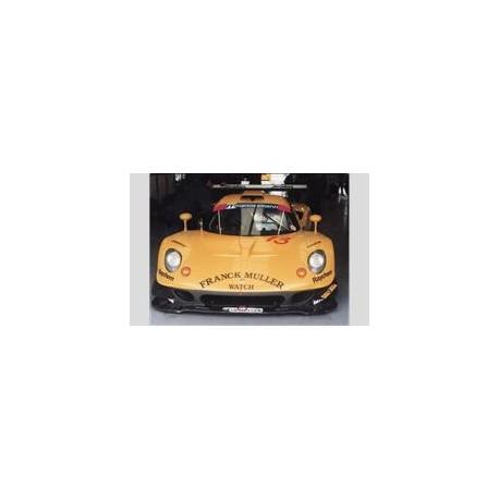 Lotus Elise GT1 13 24 Heures de Spa 1997 Sunstar SUN1073