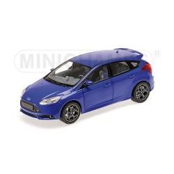 Ford Focus ST 2011 Bleue Minichamps 110082001