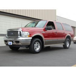 Ford Excursion Rouge 2004 Sunstar SUN3933