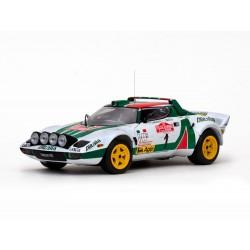 Lancia Stratos HF 1 Rallye San Remo 1976 Munari Maiga Sunstar SUN4530