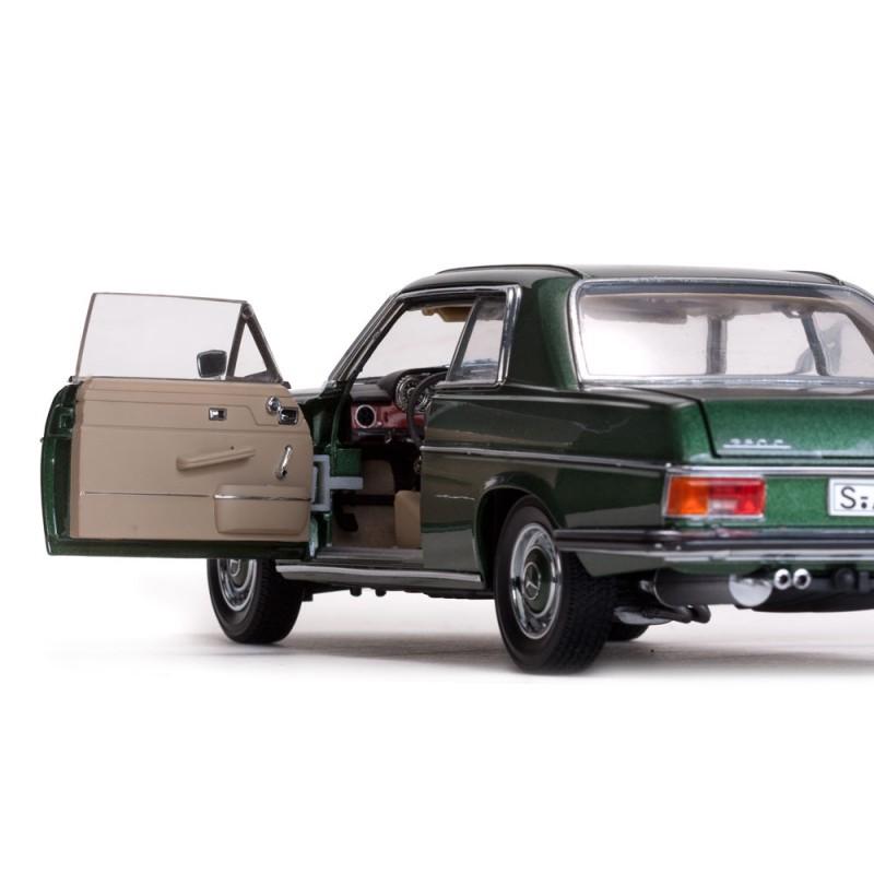 Mercedes 280c w115 1972 sunstar sun4586 miniatures for Mercedes benz loyalty discount