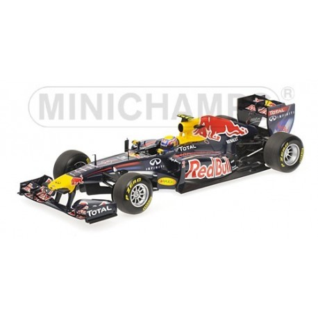 Red Bull Renault RB7 F1 2011 Mark Webber Minichamps 110110002