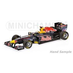 Red Bull Renault RB7 F1 Monaco 2011 Sebastian Vettel Minichamps 435110401