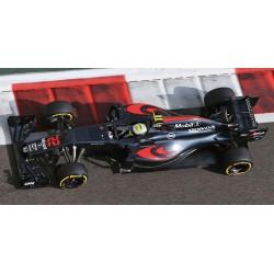 McLaren Honda MP4-31 F1 Abu Dhabi 2016 Jenson Button Last Race Minichamps 530164022