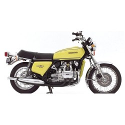 Honda Goldwing GL 1000 K3 1975 Jaune Minichamps 122161602