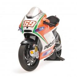 Ducati Desmosedici GP12 Moto GP 2012 Nicky Hayden Minichamps 122120069