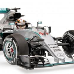 Mercedes W07 Hybrid F1 2016 Lewis Hamilton Minichamps 110160044
