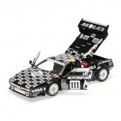 BMW M1 111 24 Heures du Mans 1986 Minichamps 180862911