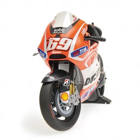 Ducati Desmosedici GP13 Moto GP 2013 Nicky Hayden Minichamps 122130069