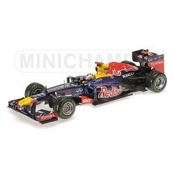 Red Bull Renault RB8 F1 Brésil 2012 Sebastian Vettel Minichamps 110120101