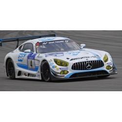 Mercedes AMG GT3 4 24 Heures du Nurburgring 2016 Minichamps 155163004