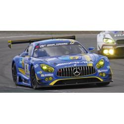 Mercedes AMG GT3 9 24 Heures du Nurburgring 2016 Minichamps 155163009