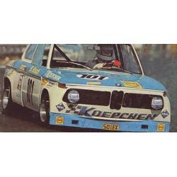 BMW 2002 101 Internationales ADAC 500 km Eifelpokalrennen 1971 Minichamps 155702701
