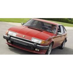 Rover Vitesse 3.5 V8 1986 Rouge Minichamps 107138401