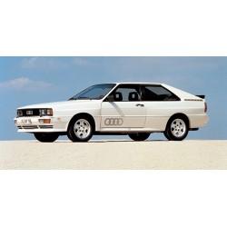 Audi Quattro 1980 Blanche Minichamps 155016120