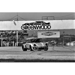 Porsche RSR 30 WINNER 12 Heures de Sebring 1977 Spark 43SE77