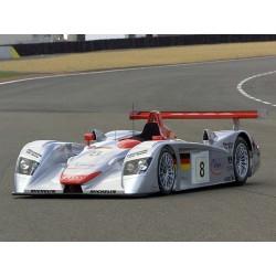 Audi R8 8 WINNER 24 Heures du Mans 2000 Spark 43LM00