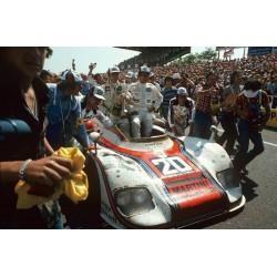 Porsche 936 20 WINNER 24 Heures du Mans 1976 Spark 18LM76