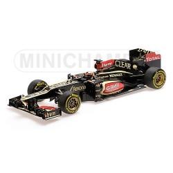 Lotus Renault E21 F1 2013 Kimi Raikkonen Minichamps 110130007