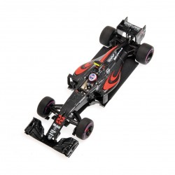 McLaren Honda MP4/31 F1 Monaco 2016 Jenson Button Minichamps 530164122