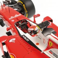 Ferrari SF16-H F1 Australie 2016 Kimi Raikkonen BBR BBR181607