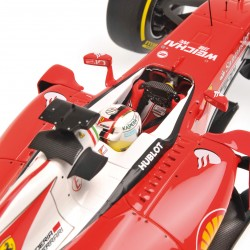 Ferrari SF16-H F1 Australie 2016 Sebastian Vettel BBR BBR181605