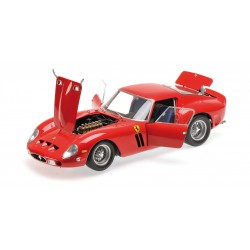 Ferrari 250 GTO 1962 Rouge Kyosho 8437R