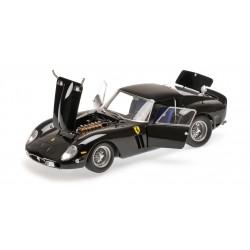Ferrari 250 GTO 1962 Noire Kyosho 8437BK