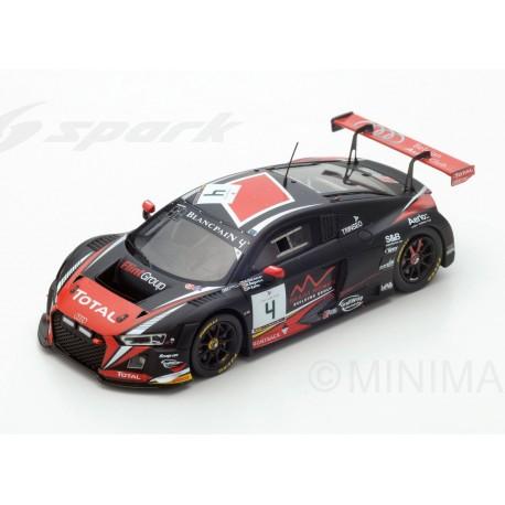 Audi R8 LMS 4 24 Heures de Spa-Francorchamps 2016 Spark SB128