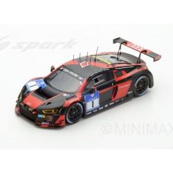Audi R8 LMS 1 24 Heures du Nurburgring 2016 Spark SG243