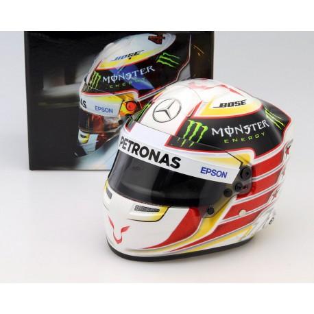 Casque 1/2 Lewis Hamilton F1 2016 70200022