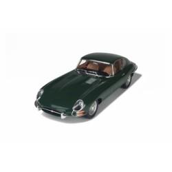 Jaguar Type E Serie 1 4.2L 1964 Verte GT Spirit ZM050 1/12